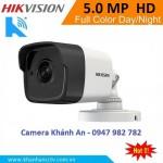 Camera HIKVISION DS-2CE16H1T-IT hồng ngoại 5.0 Megapixel