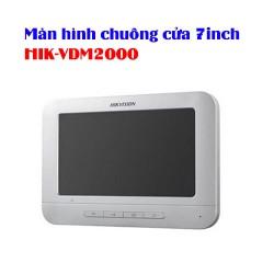 Màn hình căn hộ kích thước 7 inch HIK-VDM2000