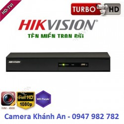 Đầu ghi camera HIKVISION DS-7216HGHI-F1/N 16 kênh