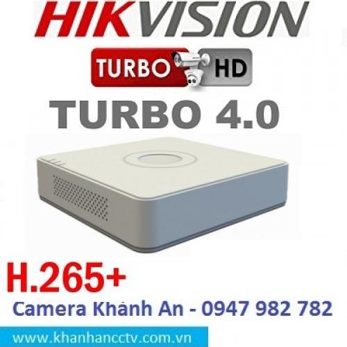 Đầu ghi camera HIKVISION DS-7216HQHI-K2/P 16 kênh, đại lý, phân phối,mua bán, lắp đặt giá rẻ