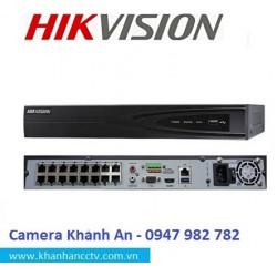 Đầu ghi camera HIKVISION DS-7616NI-E2/16P 16 kênh