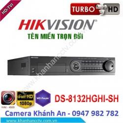 Đầu ghi camera HIKVISION DS-8132HGHI-SH 32 kênh