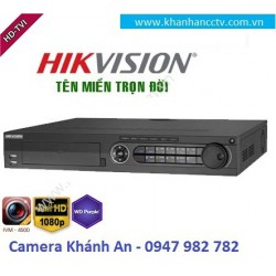 Đầu ghi camera HIKVISION HIK-7324SH-E4 24 kênh
