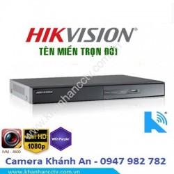 Đầu ghi camera HIKVISION HIK-IP7732-E4 32 kênh
