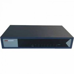 Switch mạng HIKVISION 8 cổng PoE DS-3E0508-E(B) 10/100/1000Mbps