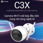 Camera Ezviz C3X CS-CV310 1080P tích hợp AI, báo động