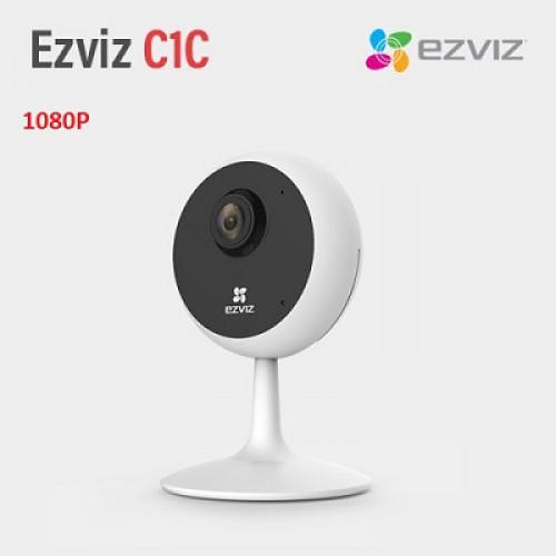 Camera Ezviz C1C 1080P CS-C1C-D0-1D2WFR wifi đa năng, đại lý, phân phối,mua bán, lắp đặt giá rẻ