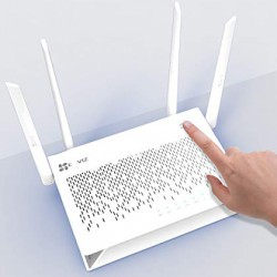 Đầu ghi hình IP wifi EZVIZ X3C CS-X3C-8EEU Vault Plus