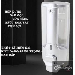 Hộp đựng xà phòng dầu gội sữa tắm Xinda ZYQ-138 White