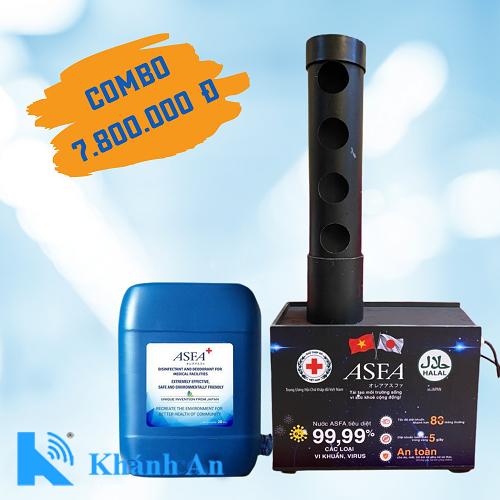 Máy phun khử khuẩn toàn thân 20LR (điều khiển bằng remote), đại lý, phân phối,mua bán, lắp đặt giá rẻ