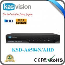 Đầu ghi hình KASVISION 4 kênh HD DVR KSD-A6504N