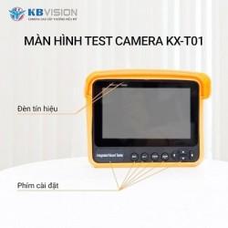 Màn hình test camera KBVISION KX-T01