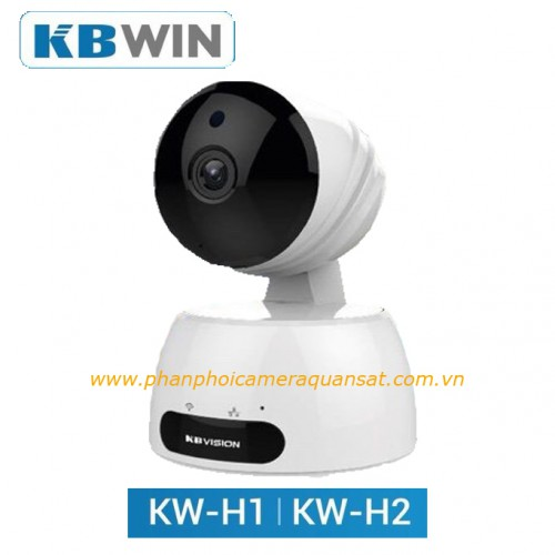 Camera KBVISION KW-H2 wifi không dây giá tốt nhất hiện nay, đại lý, phân phối,mua bán, lắp đặt giá rẻ
