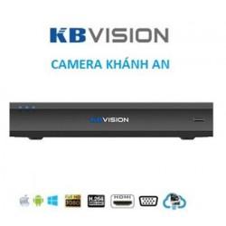Đầu ghi hình HDCVI 8 cổng KX-7108D4
