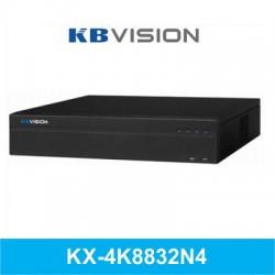 Đầu ghi camera KBVISION KX-4K8832N4 32 kênh