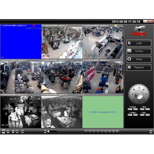 Lắp đặt hệ thống âm thanh và camera quan sát cửa hàng thời trang