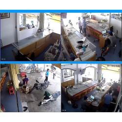 Lắp đặt camera quan sát cho tiệm vàng Kim Trang