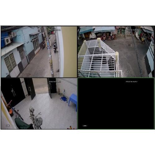 Lắp đặt camera quan sát cho hộ gia đình tại quận Bình Thạnh