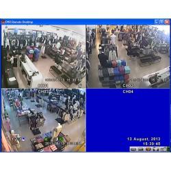 Lắp đặt camera cho shop thời trang ở phú mỹ hưng quận 7