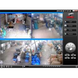 Lắp đặt camera quan sát Xưởng sản xuất bao bì