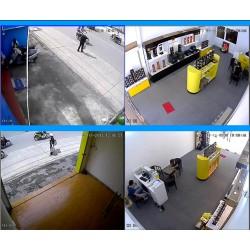 Lắp đặt camera quan sát hệ thống Show Room Két sắt và Khóa hiệu YALE