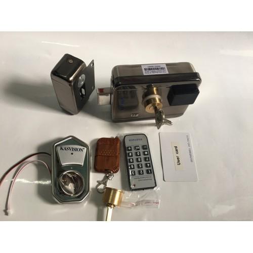 Khóa cổng điện tử thông minh SMART REM01, thẻ từ, remote, chìa cơ, đại lý, phân phối,mua bán, lắp đặt giá rẻ