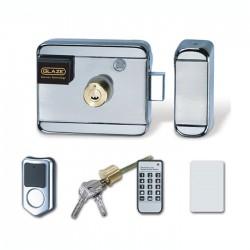 Khóa cổng điện tử AXL-064, dùng Pin