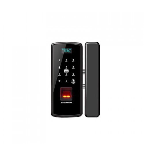 Khóa vân tay cửa kính Viro Smartlock 3 in1 VR-E10A, đại lý, phân phối,mua bán, lắp đặt giá rẻ