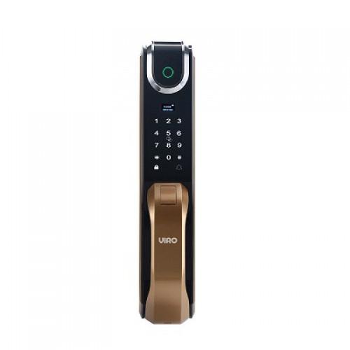 Khóa cửa tự động lọc vân tay Viro Smartlock VR-G51, đại lý, phân phối,mua bán, lắp đặt giá rẻ