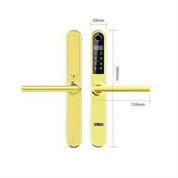 Khóa cửa xingfa Viro-Smartlock 4in1 VR-S33B+