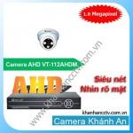 Lắp đặt camera quan sát trọn bộ 1 camera Vantech