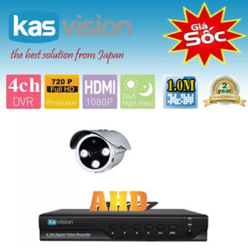Lắp trọn gói 1 camera AHD 1MP, đại lý, phân phối,mua bán, lắp đặt giá rẻ