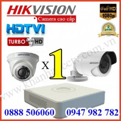 Lắp đặt camera trọn bộ 1 camera 3.0 M giá rẻ tại Tp HCM