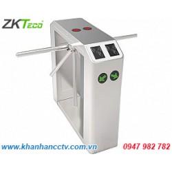 Cổng xoay ba càng bán tự động ZKTeco TS2222