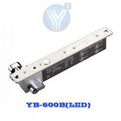 Khoá chốt rơi YB-600B(LED), có chìa khóa cơ (Fail-Secure)