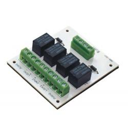 Module điều khiển liên động 2 cửa PCB-501 (interlock)