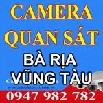 Lắp đặt hệ thống camera giám sát tại Bà rịa - Vũng tàu