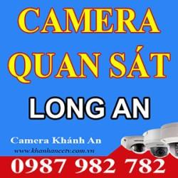 Lắp đặt Camera tại Long An