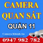 Lắp đặt Camera tại quận 11 - Tp HCM