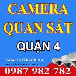 Lắp đặt Camera tại quận 4 - Tp HCM
