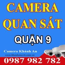 Lắp đặt camera quan sát quận 9 - Tp HCM