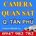 Lắp đặt camera quan sát tại quận Tân Phú - Tp HCM