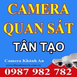 Lắp đặt camera quan sát tại KCN Tân Tạo Q. Bình Tân Tp HCM