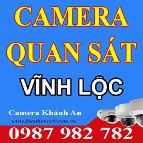 Lắp đặt Camera tại Vĩnh Lộc - Tp HCM