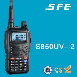 Máy bộ đàm cầm tay SFE S850UV-2