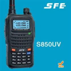 Máy bộ đàm cầm tay SFE S850UV
