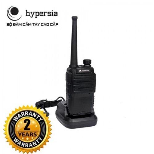 Máy bộ đàm Cầm Tay Hypersia - H1, đại lý, phân phối,mua bán, lắp đặt giá rẻ