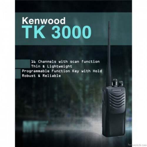 Máy bộ đàm Kenwood TK-3000, đại lý, phân phối,mua bán, lắp đặt giá rẻ