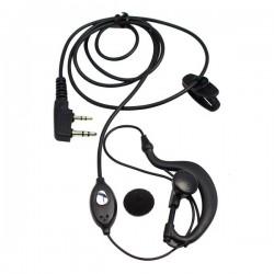 Tai nghe máy bộ đàm Lisheng (LS-2000,Ls-5500,Ls-980,Ls-7000)