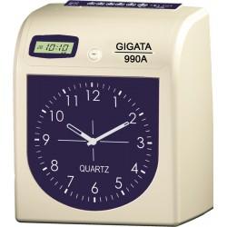 Máy Chấm Công Thẻ Giấy GIGATA 990A  990N